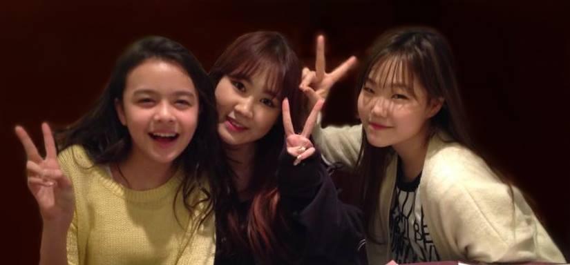 ✿Lily M:2002年生 -在《KPOP STAR》第四季時受到評審們的肯定,原本大家以為Lily M會選擇和YG簽約,但和父母商量過後進了JYP,曾經有以solo出道的說法,但也有可能會參加《SIXTEEN》第二季。
