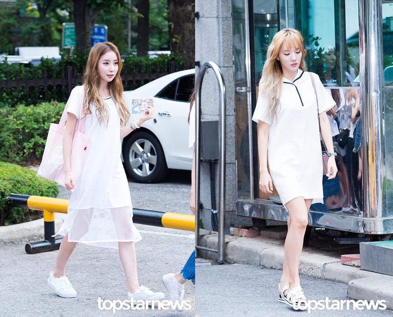 ♬白色長Tee 無需任何搭配技巧,穿上就能出門,尤其適合台灣的悶熱天氣。