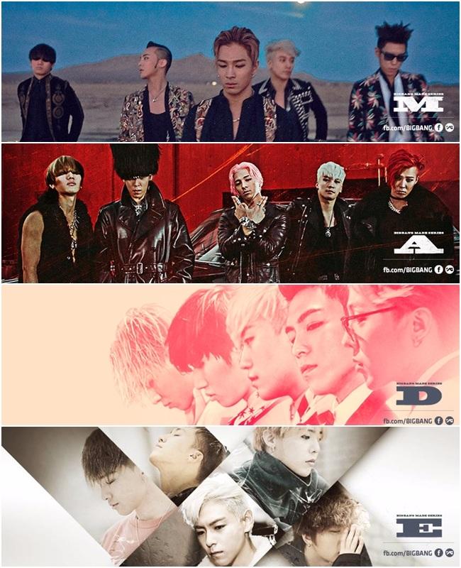 從詞曲到舞台魅力,雖然BIGBANG應該要歸類在偶像團體裡啦~但實力卻是大家都認同,不是只靠經紀公司包裝就能捧出來的啊!