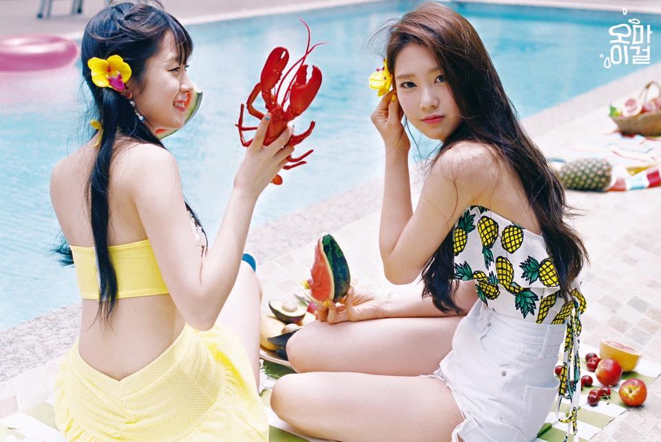 不過,龍蝦是怎麼回事啦~~哈哈哈哈哈!! 看到這幾張回歸照,好想去海邊玩水阿...