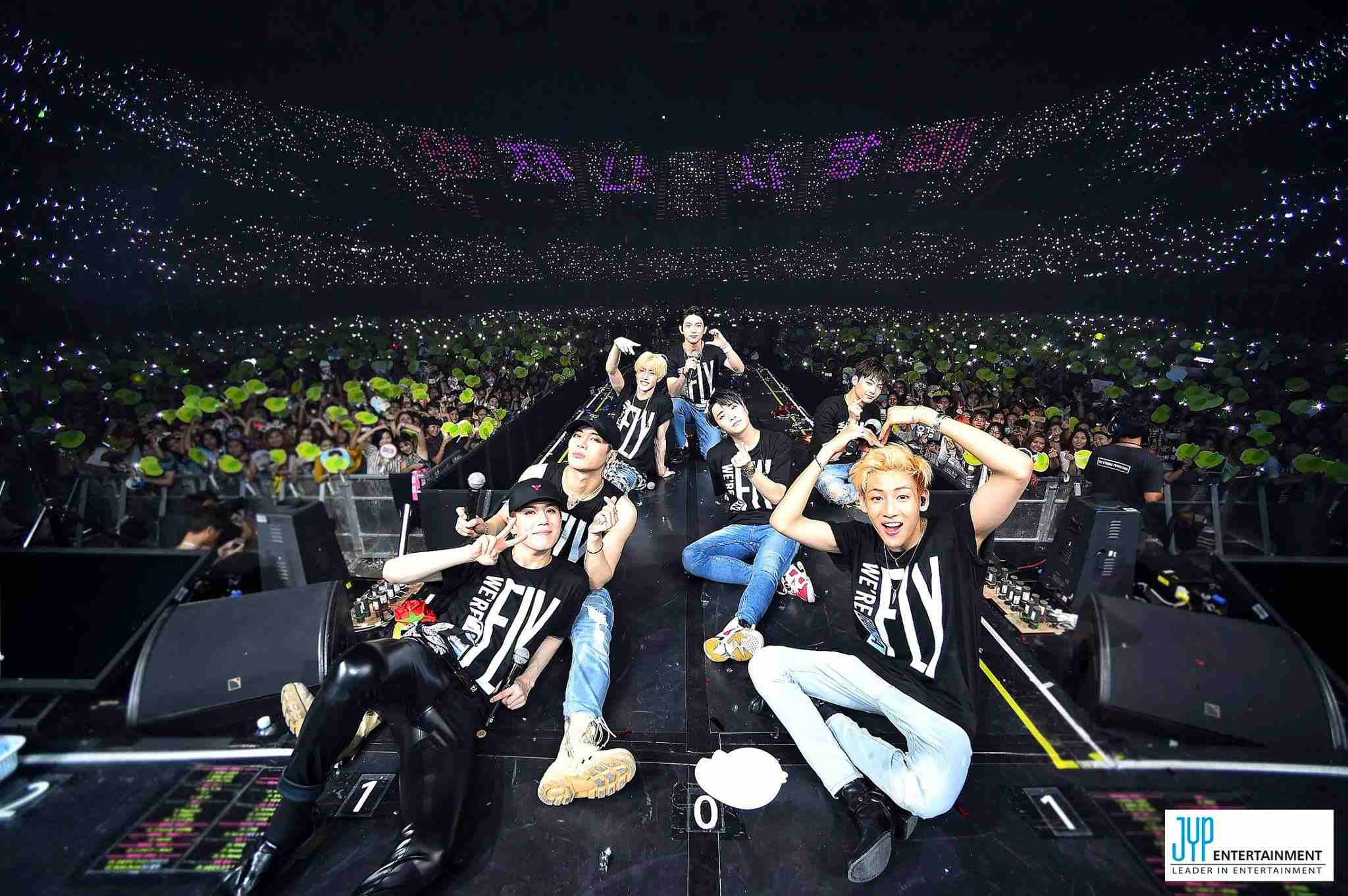 GOT7 因為有香港籍成員Jackson、泰國籍成員Bambam,GOT7在海外市場的反應都非常好,而且今年更有不少在海外的演唱會,但在韓國眾多男團中知名度似乎不能算頂尖。
