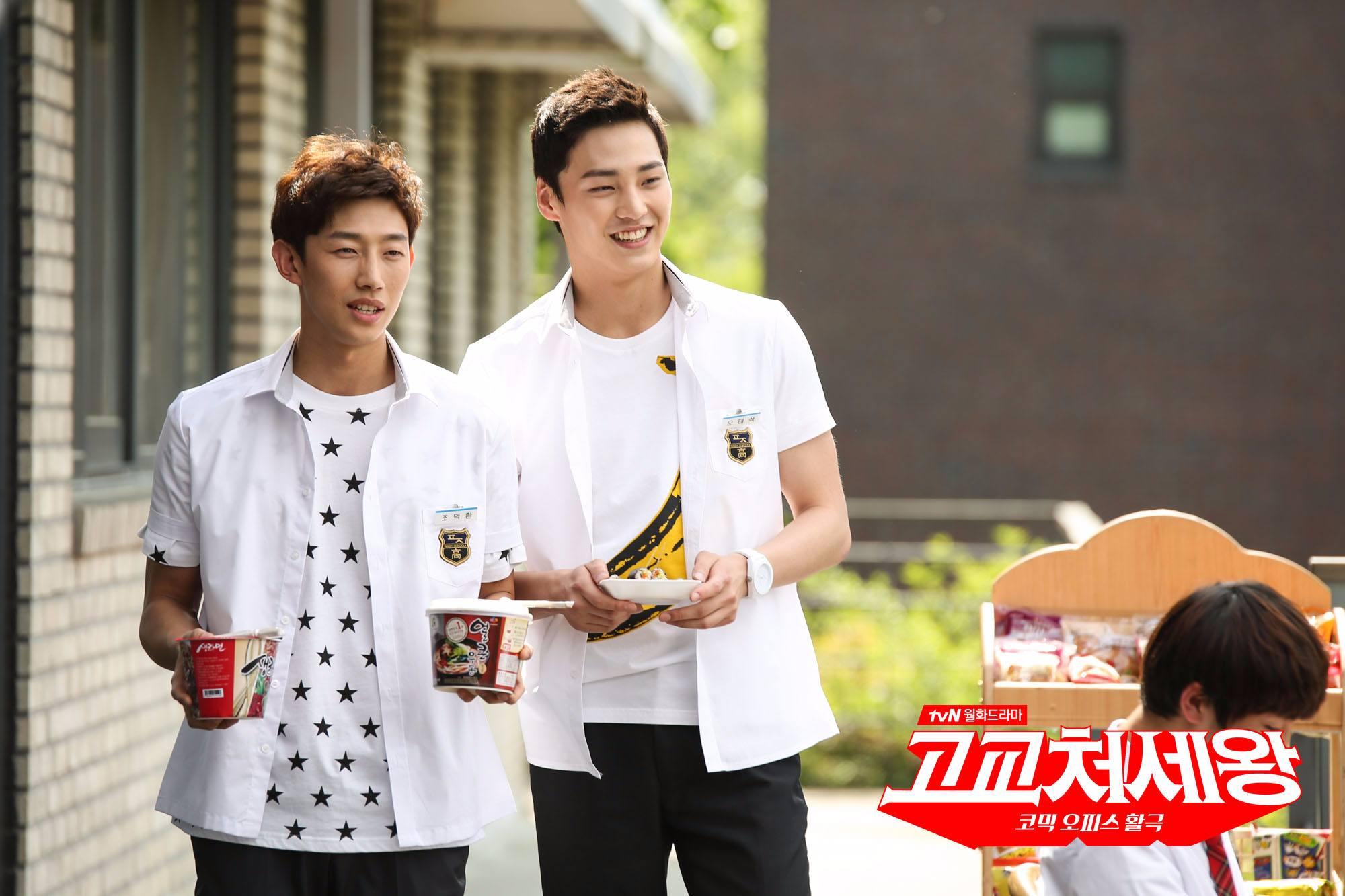 同年還客串了tvN播出的古裝劇《三劍客》,之後在由千正明、金所炫主演的《Reset》中,則是演出了監獄醫生的角色。