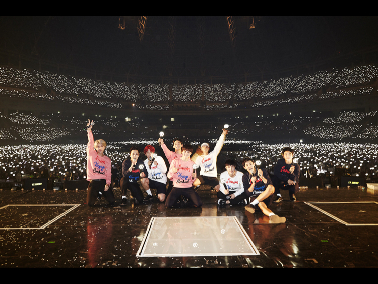 對了,EXO 也將在 11月底來台灣舉辦 EXO PLANET #3 – The EXO'rDIUM 演唱會,臺灣的 EXO-L 們準備好了嗎?