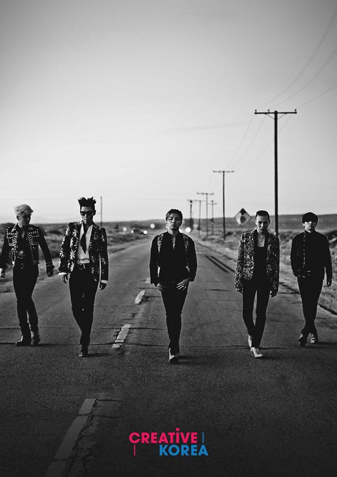 韓國文體部負責人還說,今後BIGBANG會以「Creative Icon」的形象大使,在全球展開活動,將為提升韓國形象起到重大作用。對任命BIGBANG為形象大使感到十分期待。