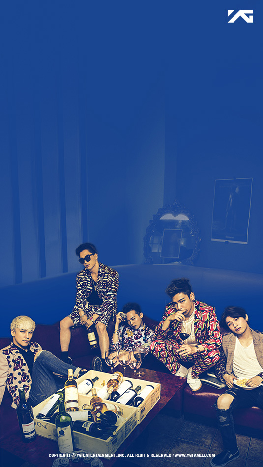BIGBANG以4400萬美金(大約台幣13.8億)的總收入,登上2016年最會賺排行榜第54名