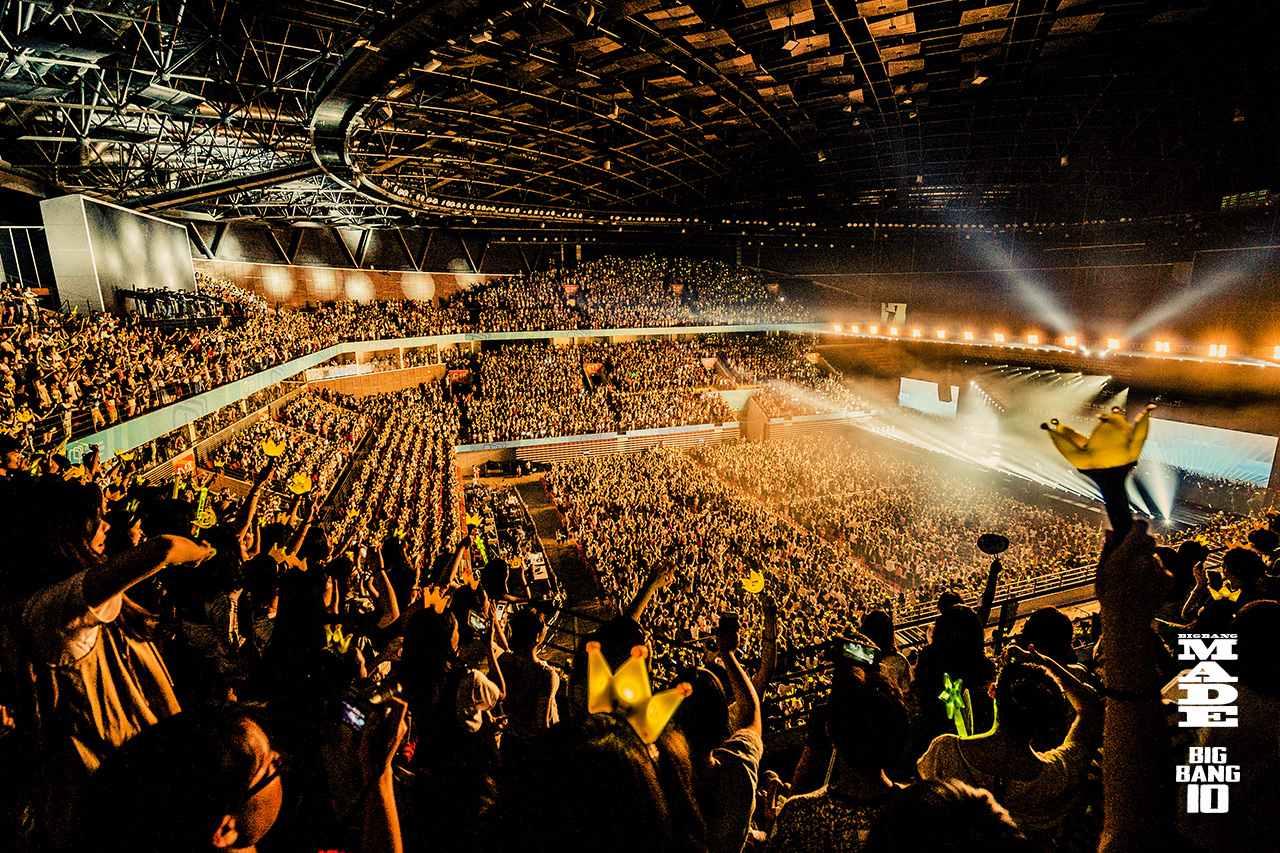 而讓BIGBANG荷包滿滿的原因,沒有別的,就是2015年開始的世界巡演《MADE》Tour,根據富比士透露,這次《MADE》Tour造成光每一城市的演出收入,就高達260萬美金(約8000多萬台幣)