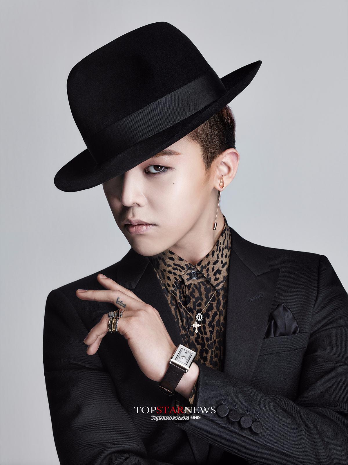 TOP 1. BIGBANG G-Dragon