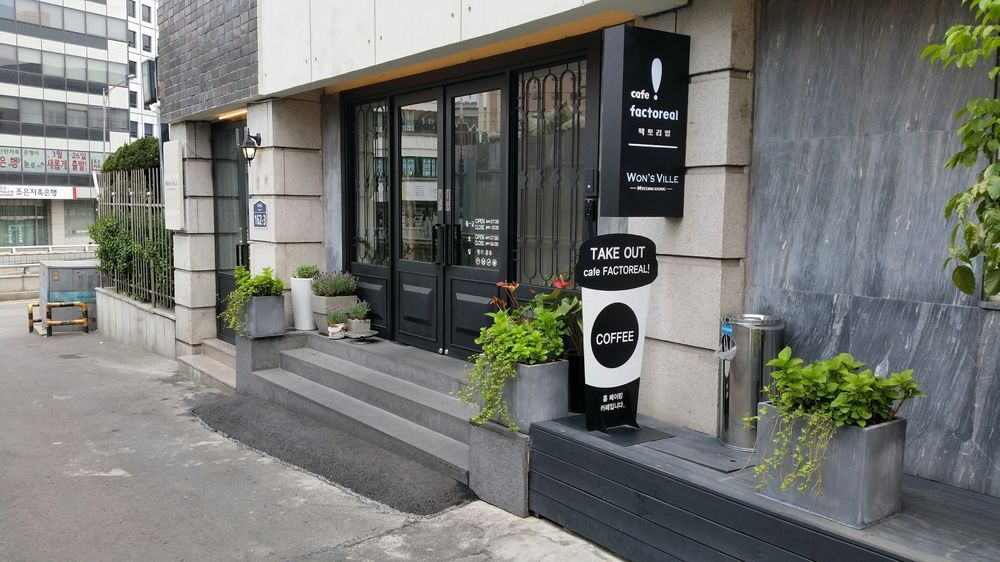 # Wons Ville Myeongdong Hotel 地址:162-3 Toegye-ro, Jung-gu,  Seoul, South Korea