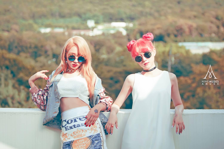 另外有不少韓國網友們為她們加油打氣,希望她們這次可以真正被看見,成為不只是逆行排行榜,而是真正的「逆行神話」啊!(話說小編覺得這張拍得好美♥♥♥超喜歡~~~~)