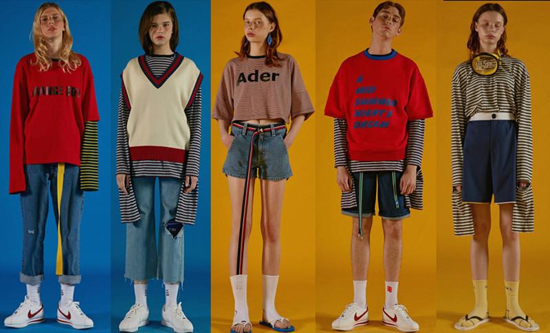 格紋T設計也充滿了另類的時尚趣味,加上大膽的搭配,走在街頭絕對讓你成為獨一無二的焦點。
