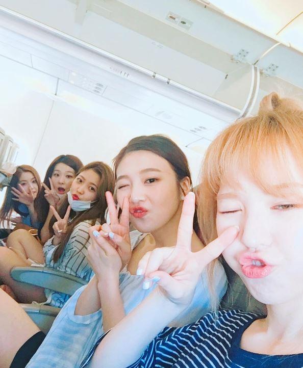 大家準備好迎接Red Velvet回歸了嗎?希望這次帶來動感的歌曲啊~~~就讓我們再等等消息吧!那我們下次見囉~掰掰( ゚∀゚) ノ♡