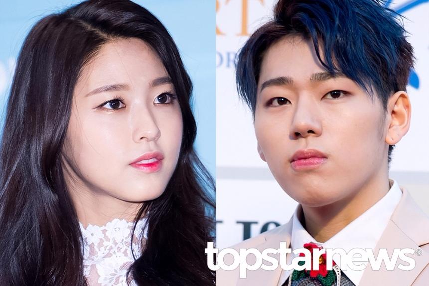 今天最讓粉絲訝異的消息,想必就是看似沒有交集的AOA雪炫和Block B中以創作及饒舌實力受注目的Zico的戀愛消息。