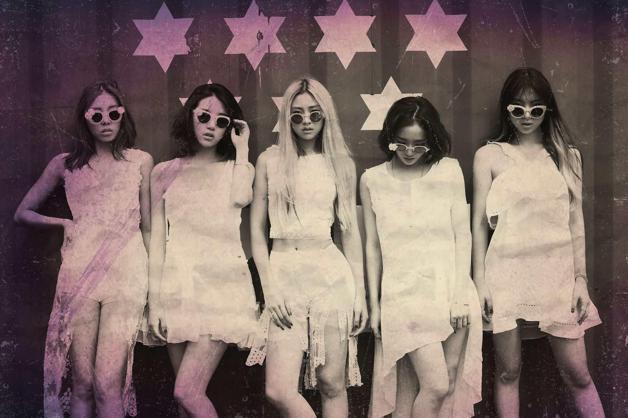 3月:出道1團 代表團體:Ladies' Code 在剛得到注目時就發生了不幸的車禍意外,在上回發專輯時Ladies's Code就說會連在天上的成員的份一起努力。最近主唱昭政登上了《Girl Spirit》,嗓音也很令人驚豔,希望大家可以多多關注她們啊!