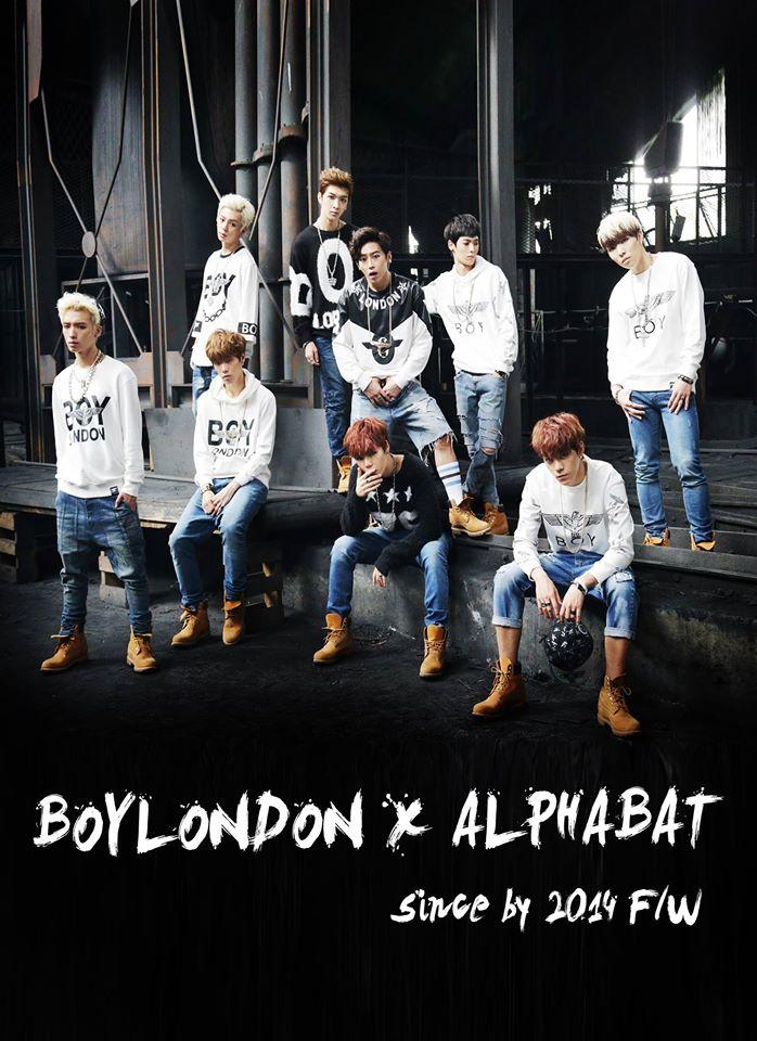 11月-出道3組 出道團體:Alphabat(男團)/Duo Flo(女團)/ODD EYE(女團)/Peach Girl(女團)
