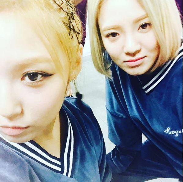 其中,舞蹈實力堅強的Min跟孝淵曾經一起合作過舞蹈!而這次即將在音源上合作更讓粉絲們期待阿~~