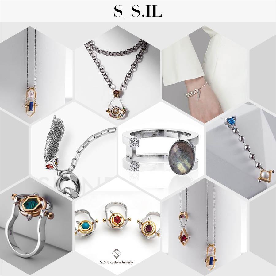 """最近推出第二品牌""""S by SIL"""" 如果說SAINT S.IL是正裝,那麼S by SIL就更多是休閒裝的感覺~ 絕對值得大家關注哦^^"""