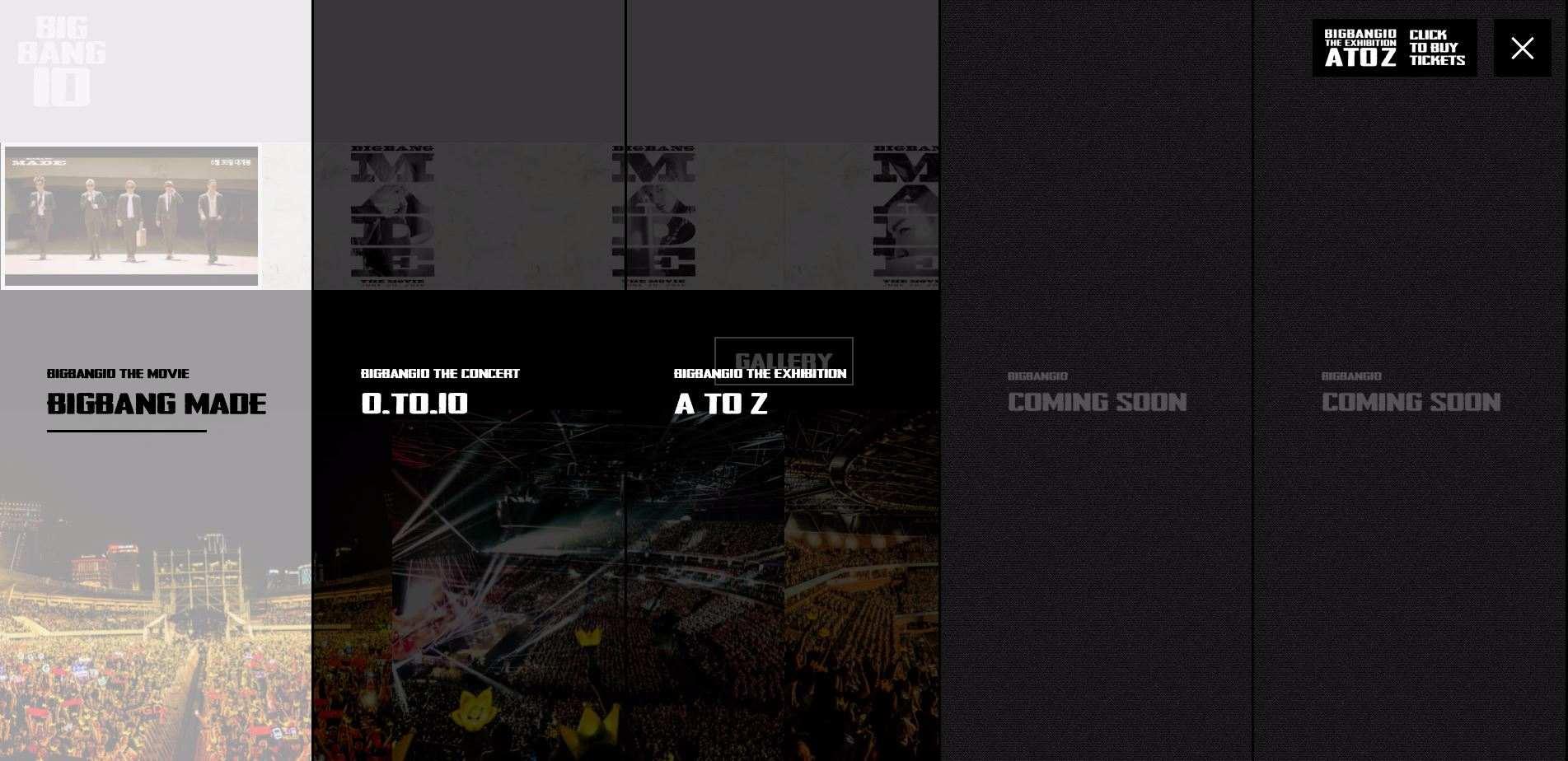 目前在BIGBANG10官網上還有兩項未公布的慶祝計畫,大家還以為WHO'S NEXT的主人公,會是接下來BIGBANG慶祝計畫的其中之一