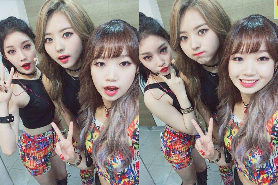 另外I.O.I從16日開始,在SBS MTV《THE SHOW》、MBC Music《Show Champion》、Mnet《M!Countdown》及KBS《音樂銀行》以新曲〈Whatta Man〉得到一位的好成績。