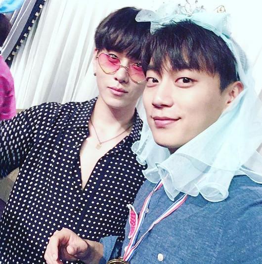 尹斗俊在20召開的「2016The Beautiful Show 」上公佈了自己的第一首solo曲<'Where Are 作曲則是由成員龍俊亨完成。現場尹斗俊還說出了自己為什麼一直沒出solo曲的原因。