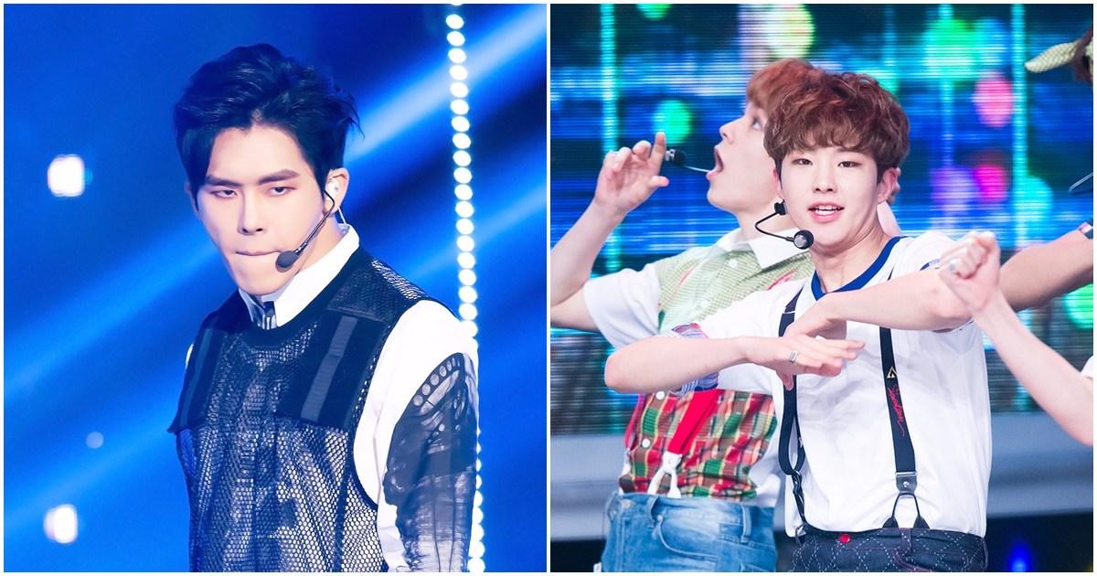 舞蹈擔當則是在以刀群舞有名Infinite中Hoya !以及編舞實力超強Seventeen的Hoshi,兩個人中做選擇~~