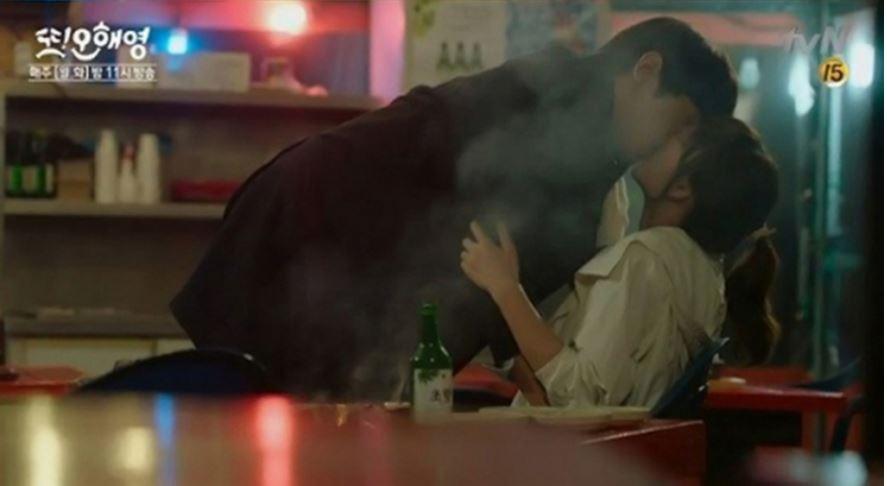 人氣在韓國女生間突然飆高,絕對和在《又吳海英》裡霸氣肩膀男,散發魅力有很大的關係啊~~!