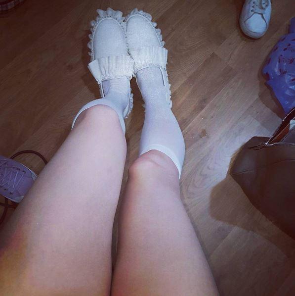 猜猜看這是誰的腳呢?