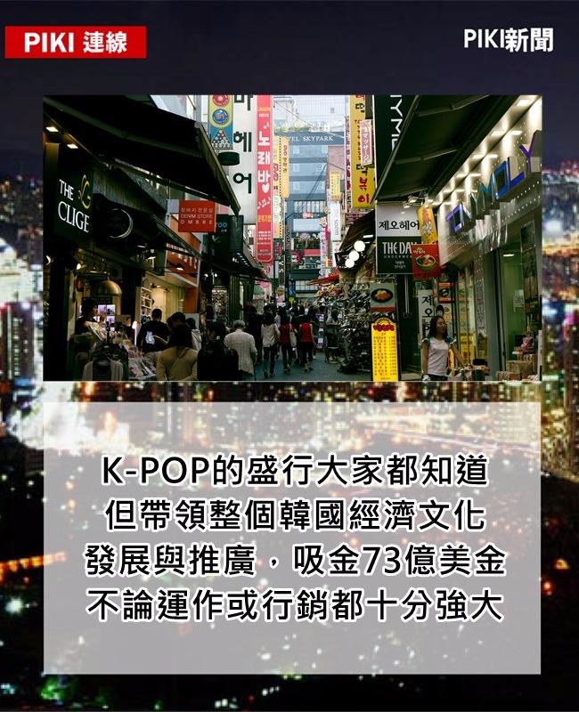 2千多億台幣啊...什麼時候才會有T-POP的出現呢? 臺灣不是沒人才,但在策畫執行和背後金援等都大比不上啊...