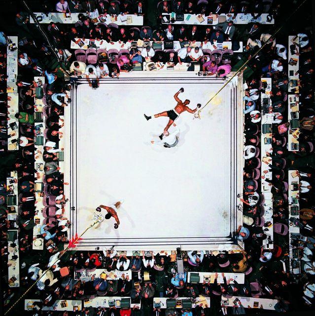 1966年 拳王阿里擊敗克利夫蘭·威廉姆斯