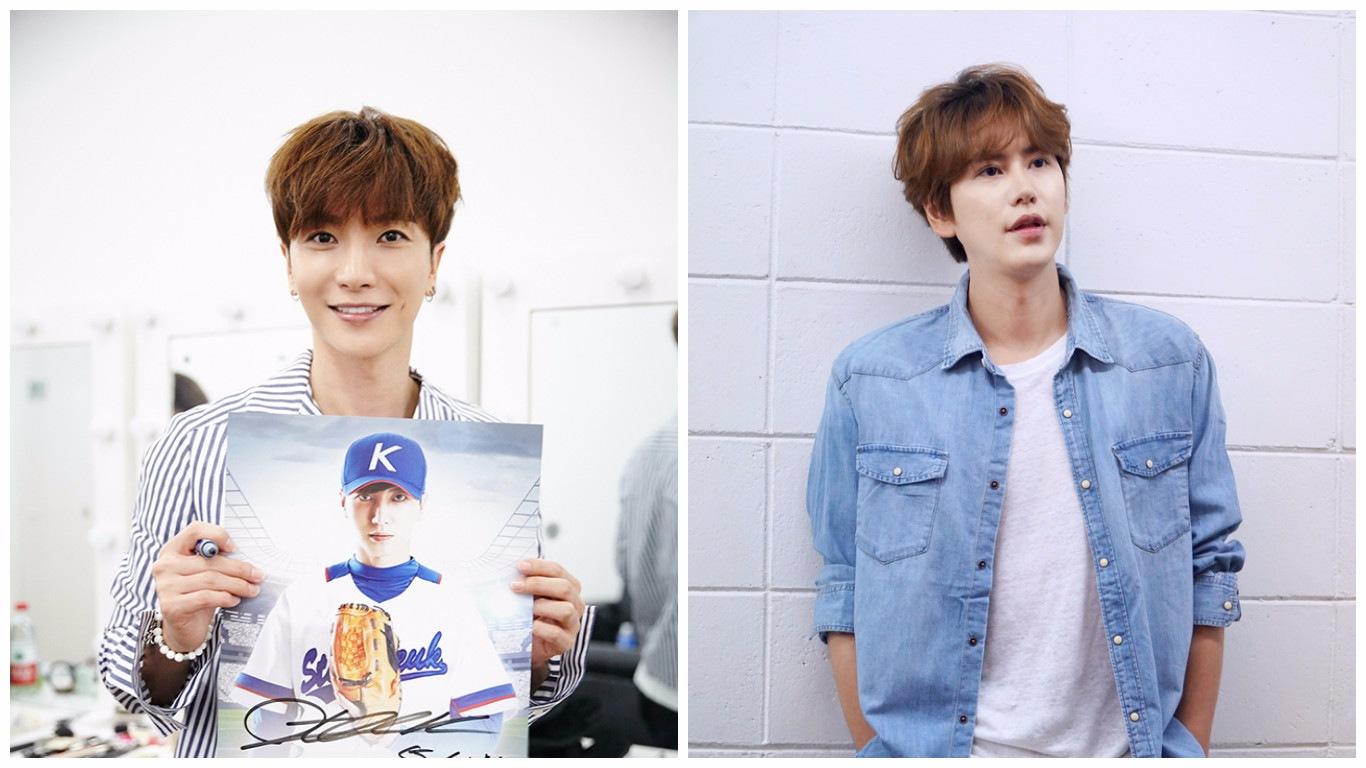 年齡差距:五歲 Super Junior 利特(1983)/圭賢(1988)