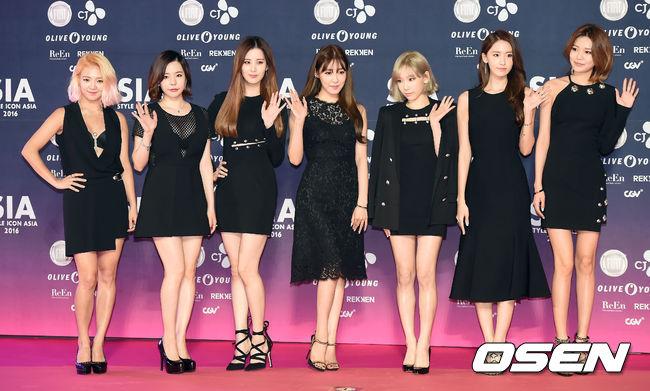 2007年出道的少女時代可以說是女團中的TOP組合~~~