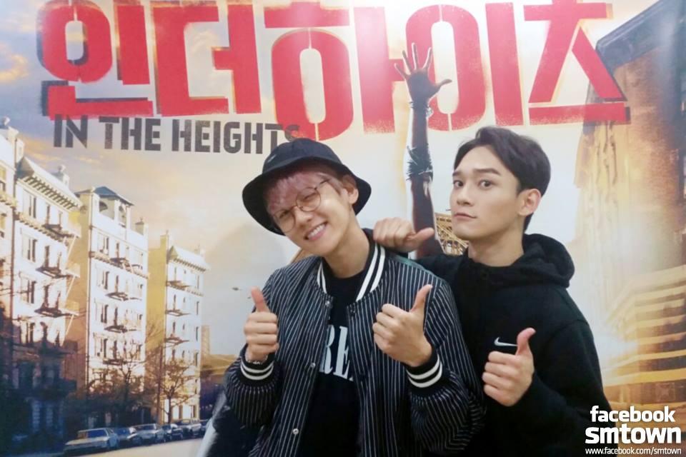而這個創下「0修正」、「一次OK」錄音紀錄的就是和伯賢在同一場甄選中進入SM的主唱Chen ´ω` ~