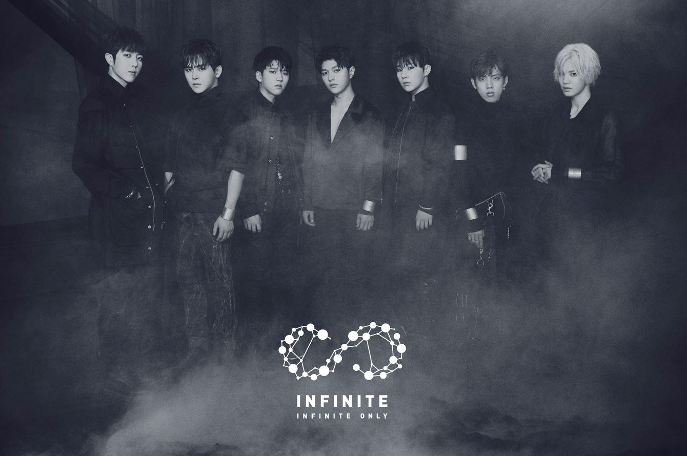 就在今天9月19日!INFINITE發行了睽違1年2個月的新專輯《INFINITE ONLY》,這次的主打歌〈颱風〉不只編舞按照颱風的樣子來編排…