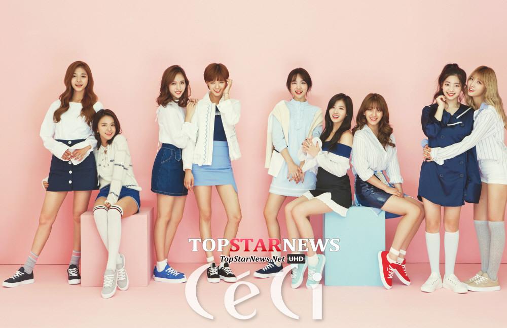 最近很多明星都為雜誌拍攝了秋季畫報,TWICE近日也為韓國的時尚雜誌拍攝了秋季畫報。(原諒小編因為版權問題,沒辦法為大家放原畫報),