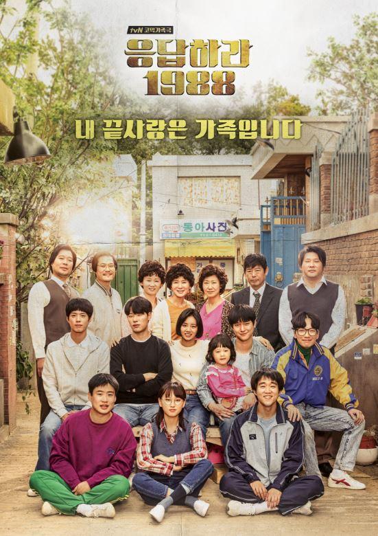 大家還記得從去年年底到今年年初,在韓國造成許多話題的這部《請回答1988》嗎?在播出前,比起支持反而有更多人是抱持著看衰的心態,大部分的海外觀眾看到演員陣容後,也表示不感興趣…