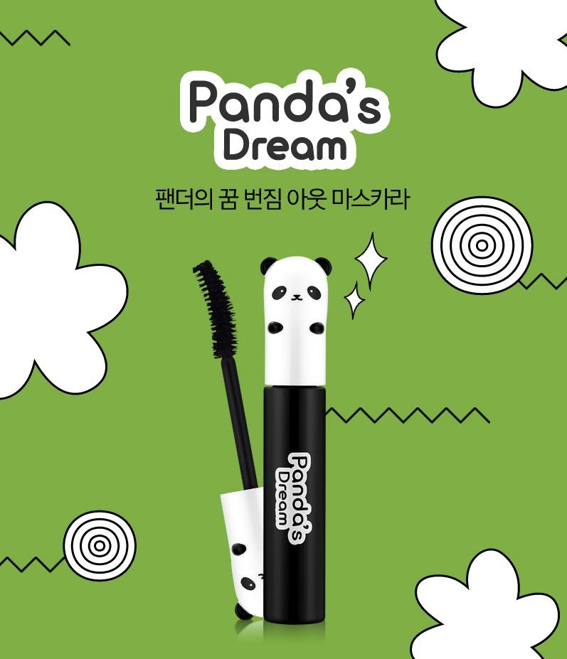 這時候有一支好用睫毛膏就很重要了,沒有畫眼線的時間至少要上個睫毛膏吧,所以今天就要來試用歐膩因為外包裝而買下的Tonymoly熊貓睫毛膏給大家看看!