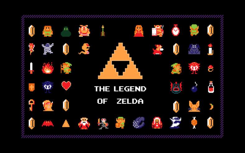 第7名<薩爾達傳說> <薩爾達傳說>系列中的第一部作品「林克的冒險」是最能代表這種勇者冒險遊戲一世代風格的作品,在這之後才開始大量出現類似風格的大作,是部承先啟後的好遊戲啦~