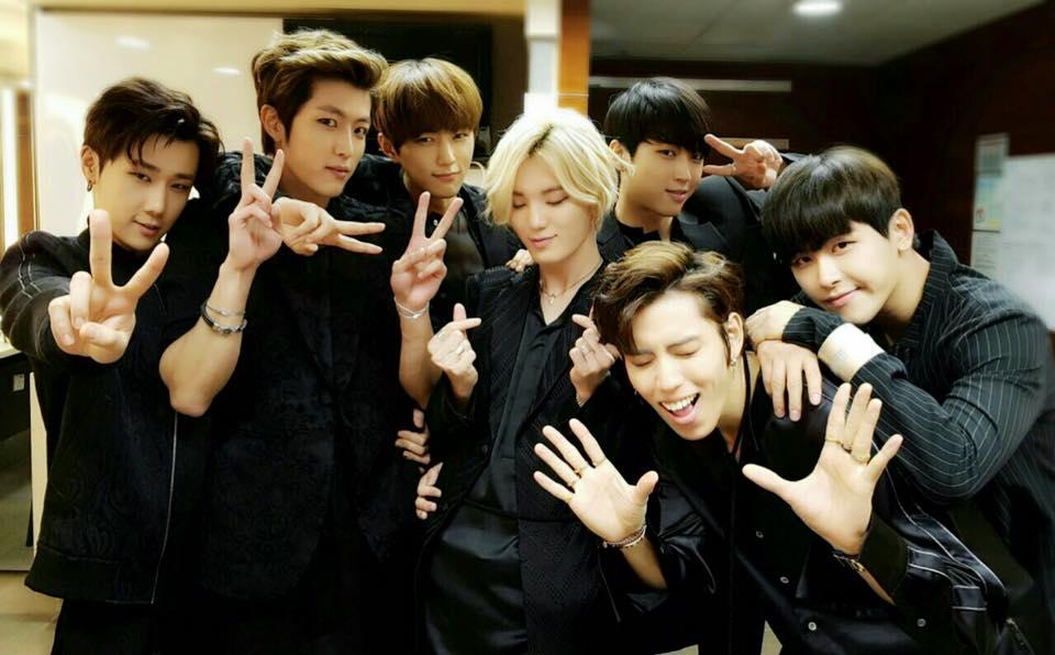 ♥第6名-INFINITE 出道日期:2010年6月9日(邁入出道第8年) 現任成員:聖圭、東雨、優鉉、Hoya、成烈、L、成鍾