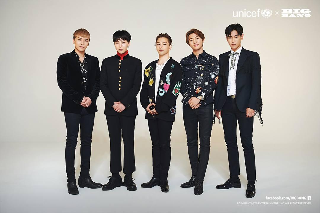 ♥第3名-BIGBANG 出道日期:2006年8月19日(邁入出道第12年) 現任成員:G-Dragon、太陽、T.O.P、大聲、勝利