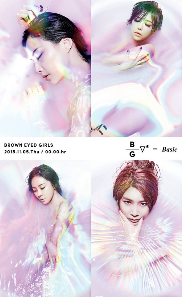 ♥第2名-Brown Eyed Girls 出道日期:2006年3月2日(邁入出道第12年) 現任成員:JeA、Miryo、Narsha、GaIn