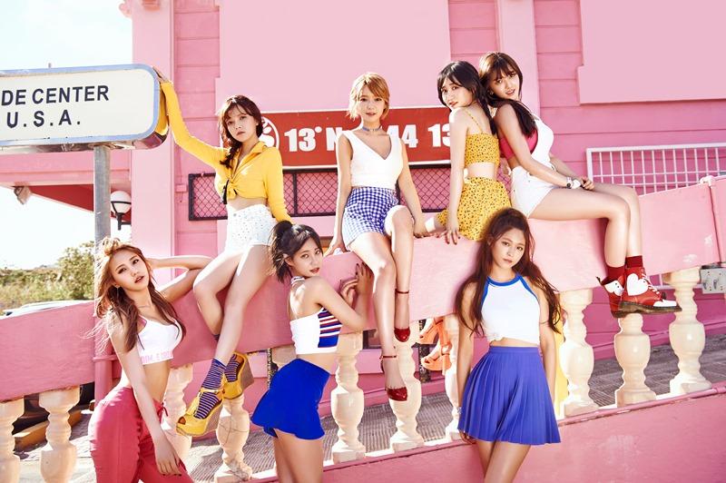 ★A.O.A 出道日期:2012年8月9日 現任成員:草娥、智珉、酉奈、惠晶、珉娥、雪炫、澯美、有慶