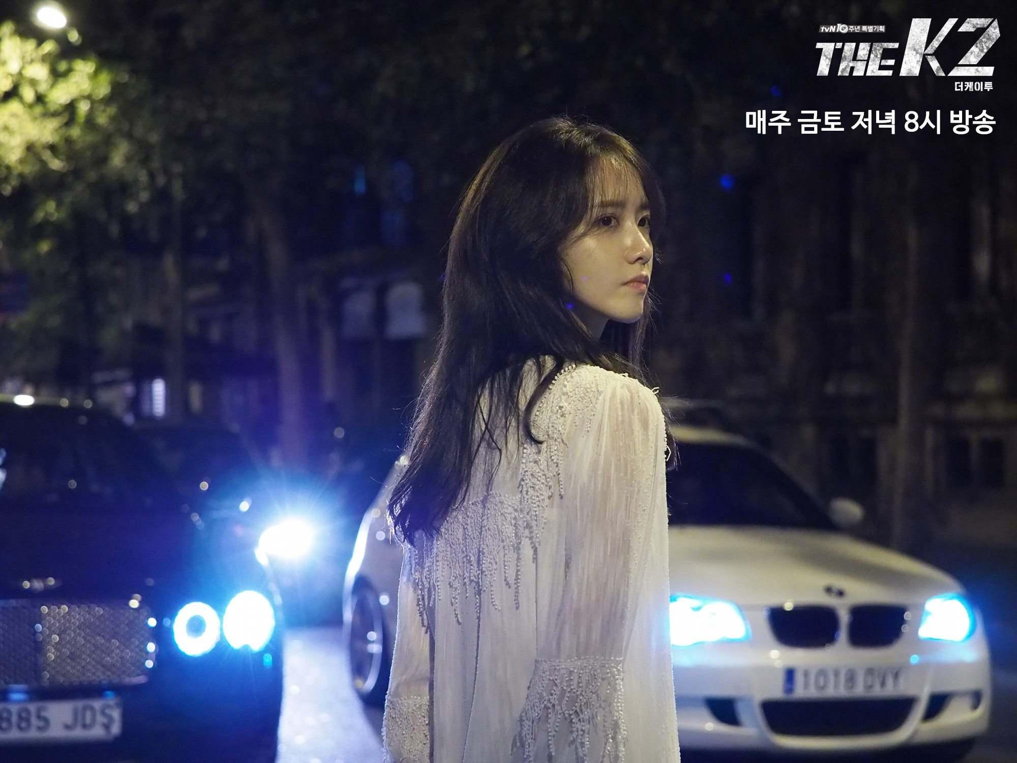 最近出演tvN戲劇《THE K2》的潤娥,在劇中飾演總統候選人私生女-安娜,長期以來受到有如被囚禁般的待遇…潤娥纖細的身材,讓劇中的這個角色看起來更有虛弱的感覺。