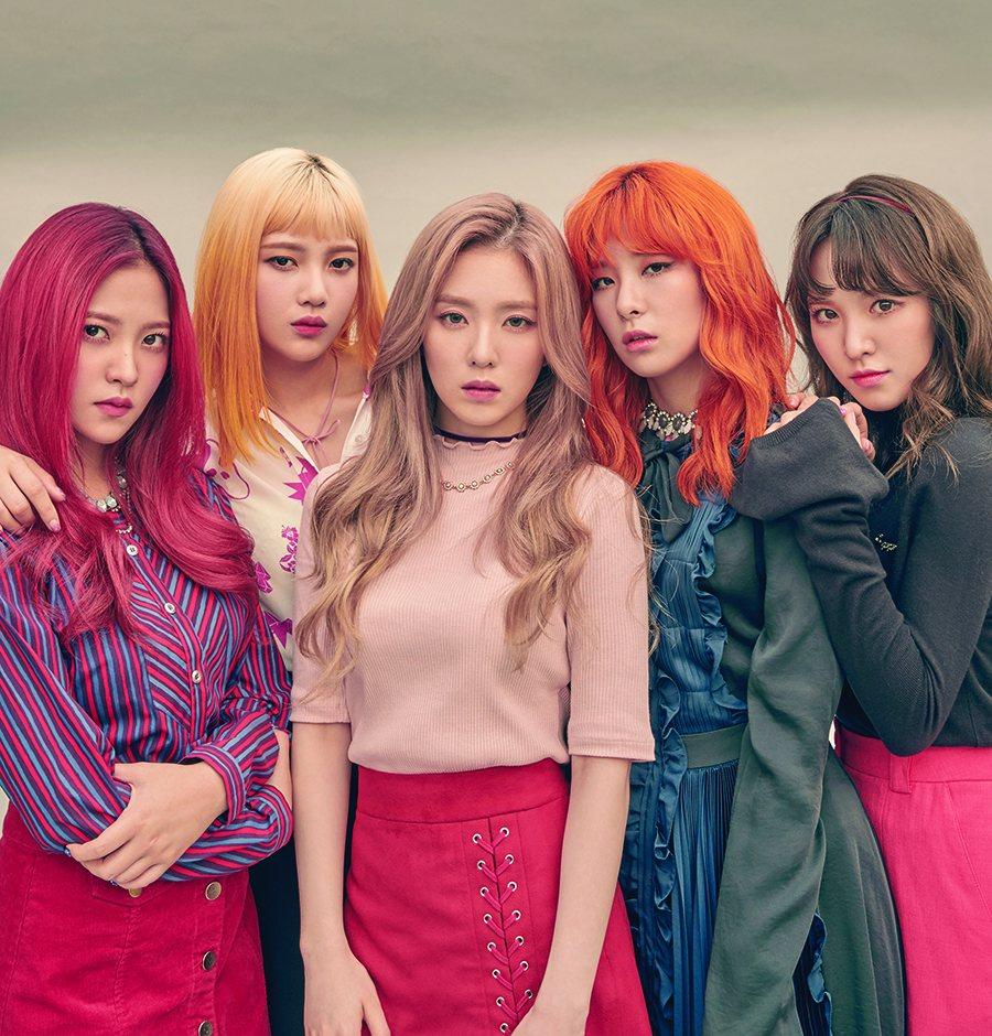 而網友口中「出道時最漂亮」的團體就是這次以《Russian Roulette》亮麗回歸,在這次的音源市場中殺出一條血路,到現在還在音源榜上有好成績的Red Velvet!