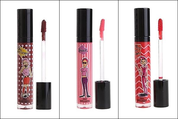 包裝控歐膩一看到可愛(?)的包裝就會忍不住買下,今天要試給大家看的就是urban dollkiss的Kissable Magic Glostick系列唇膏,共有5個色號歐膩買了其中3種!