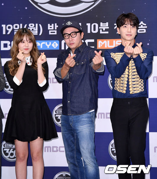 ✿TOP 10 - MBC MUSIC《STAR SHOW 360》 話題佔有率:2.25% ➔上升10個名次 ※由藝人本人以談話、表演、電視劇等形式,講述自己故事的節目。