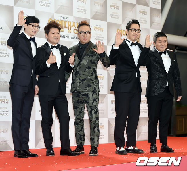 ✿TOP 6 - KBS2《Happy Together》 話題佔有率:2.86% ➔上升9個名次