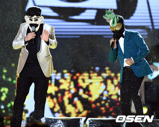 ✿TOP 4 - MBC《蒙面歌王》 話題佔有率:4.55% ➔下降2個名次
