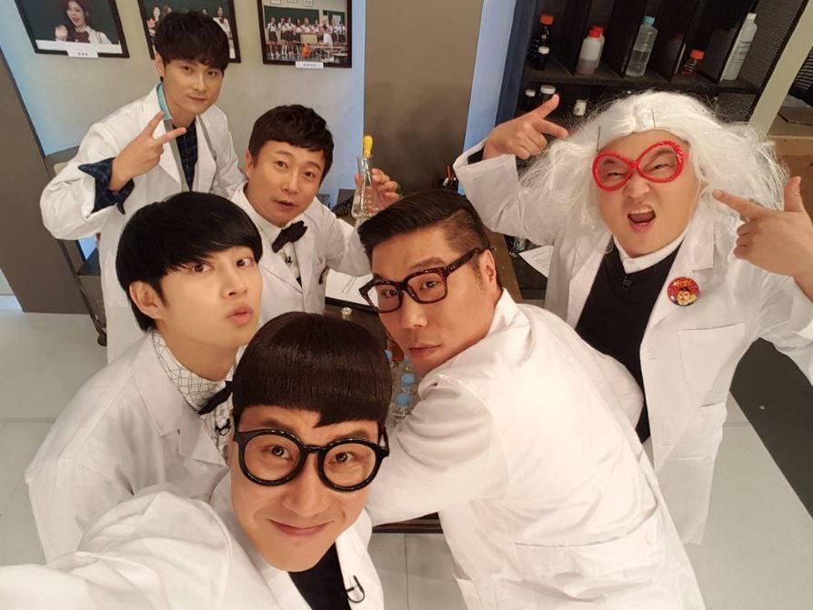 ✿TOP 3 - JTBC《認識的哥哥》 話題佔有率:5.37% ➔持平