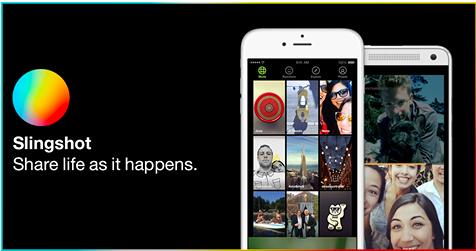 臉書為了留住年輕人,曾經推出向Snapchat致敬的圖片影音社群軟體「Slingshot」