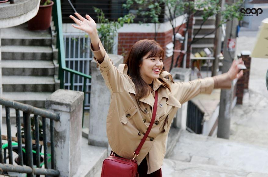 ✿TOP 8 - 南志鉉 電視劇:MBC《購物王路易》 ➔上升6個名次 隨著劇情發展,女主角南志鉉越變越美了,可以和一開始的村姑造型說掰掰啦~~~