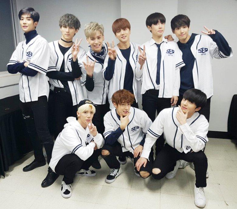 FNC近期首推一組男子偶像團體「SF9」 不知道你們有沒有Follow到呢(*´∀`)~♥